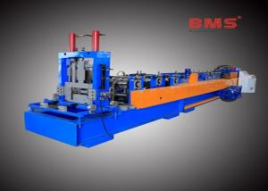 China Heavy Duty CZ Interchangeable Purlin Roll Forming Machine For Building Material on sale