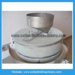 Máquina do moinho da pedra do leite de Soyean da máquina de trituração da pedra de Tahini