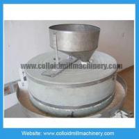 Tahini Stone Milling Machine Soyean Milk Stone Mill Machine