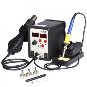 China Nichrome Heater 700W 120L/min Hot Air Soldering Station on sale