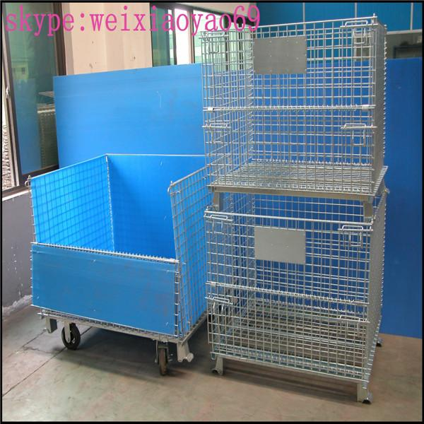 USA Market and Germany Quality Standard storage cage/wire mesh ...