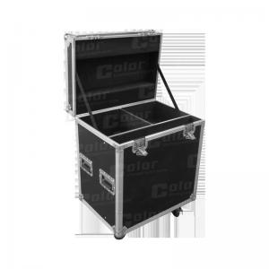 China Custom Heavy Duty Flight Case Rack for Stage Lighting Equipment Waterproof and Shockproof on sale