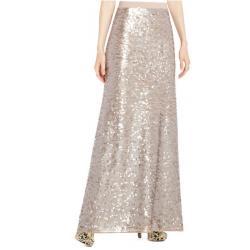 Eco Friendly Elegant Sequin Maxi Ladies Long Straight Skirts ...