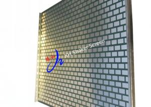 China Hook Strip Type Brandt Shale Shaker Screen LCM-2D For Drilling Fluid Equipment on sale