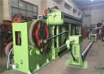 Galvanized Wire Machine / PVC Wire Coating Machine With Automatic Lubrication System