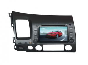 China 2 din Honda old Civic Car DVD with navigation BT/Radio/Aux/AM/FM on sale