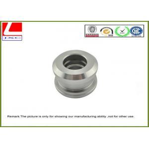 China Micro custom aluminum machining cylinder for furniture , nature anodization on sale