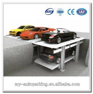 China -1+1, -2+1, -3+1 Pit Design Portable Car Lift Equipment on sale