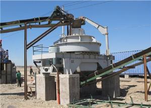 China máquina 45Mm Máximo Feeding do triturador da areia de 380V 50HZ25-55 toneladas pela capacidade da hora on sale
