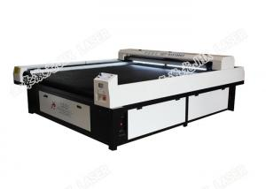 China Custom Made Automatic Cloth Cutting Machine Working Area 1800 × 2500mm on sale