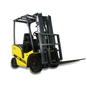 China 2.5T Battery Operated Forklift Truck Warehouse Environmental Protection on sale