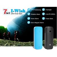 China Long standby time with 90 days realtime gps tracker 4500mah power bank RF-V20 on sale