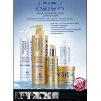 China ASIDA Hydrating keratin treatment hair shampoo and conditioner on sale
