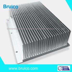 China Custom large or Small Aluminum 6061 T6 /7075/6063 heat sinks Manufacturer on sale