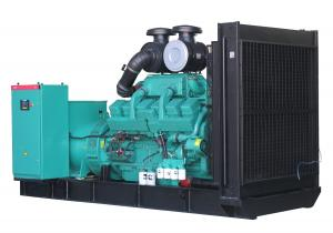 Quality 2000 Kva High Power Emergency Diesel Generator Set With 50Hz Frequency Emergency Stop for sale