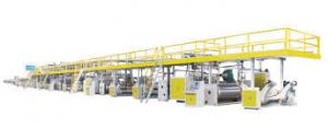 China Auto 4 Color Roll To Roll Flex Printing Machine For Carton Box on sale