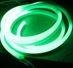 24v Magic chasing neonflex digital RGB neon flexible strip 11x19mm flat surface