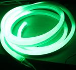 custom cut 240v led neon rope light 14*26mm digital neon lights