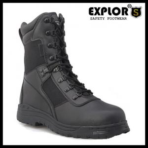 China combat boots 5inch ankle boots desert boots for men black work boots on sale