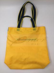 China Customized Portable Reusable Shopping Bags , Folding Grocery Bags Reusable  on sale