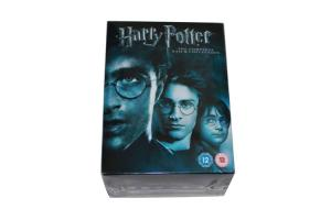 China Harry Potter : The Complete 8-Film Collection DVD Movie UK Region 2 Movie The TV Show DVD on sale