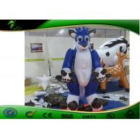 Giant Inflatable Dog Costume / Kids Inflatable Animal Suit For Amusement