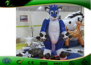 China Giant Inflatable Dog Costume / Kids Inflatable Animal Suit For Amusement on sale