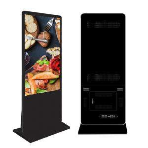 China 49inch lcd advertising player,totem touch screen,digital signage totem on sale