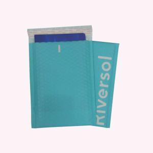 China Regular Tamper Proof Custom Logo Printed Co-extruded Poly Bubble Padded Bag / Bubble Mailer Bulk on sale
