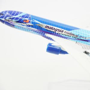 Malaysia Airlines Passenger Toys Airplane Model Kits Fancy