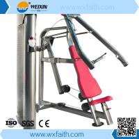 Professional Training Equipment Bodybuilding Supplements Chest Press Machine