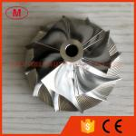 RHFV4 6+6 blades 35.62/51.00mm  turbo billet/milling/aluminum 2618 compressor wheel for VF50 upgrade