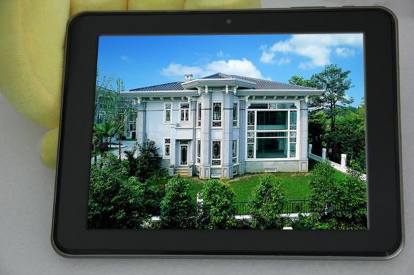 8 inch 1024 * 768 HD IPS Slate 8 Inch Android Touch Tablet With Cortex A9,  1.5GH Images