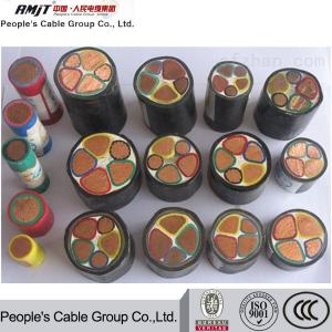 China 4 Core 185mm2 240mm2 300mm2 400mm2 500mm2 XLPE Insulated Cable on sale