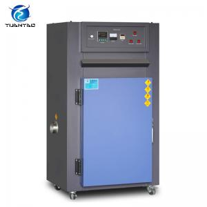 China Precision electric industrial  hot air drying oven for sale on sale