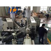 High Capacity Plastic Extrusion Equipment For Roof Skylight Hollow Polycarbonate Sheet