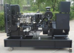 50hz Perkins Diesel Engine 100kva Generator Fuel