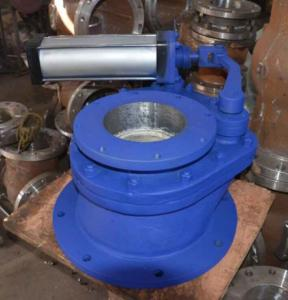 China Pneumatic Transport System / Pneumatic Conveying Equipment Swing Valve on sale