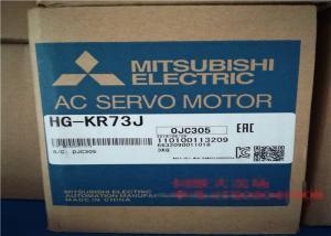 China Mitsubishi HG-KR73J Industrial Servo Motor 3000 r/min.0.75 kW 6000 r/min on sale