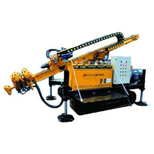 China Hydraulic power head drive drilling machine MGY-135L on sale
