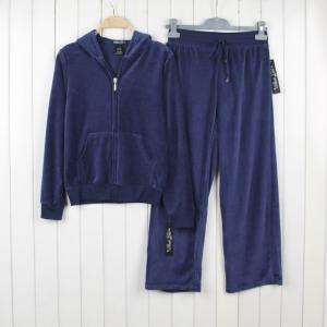 Quality wholesale women's yoga velvet sportwear suits girl's casual athletics clothing for sale
