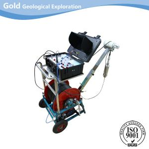 China Underwater Borehole Imaging System With Zoom in/out Camera on sale