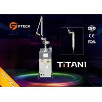 Multi Mode Output Professional Laser Tattoo Removal Machine Vertical Type