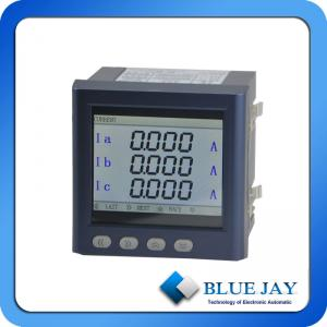 China 2015 hot selling three phase digital power factor meter on sale