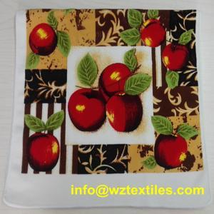 China Full Printed Microfiber Tea Towels on sale