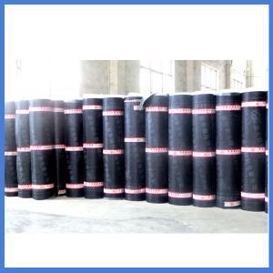 China SBS/APP fiberglass reinforced waterproof membrane price on sale