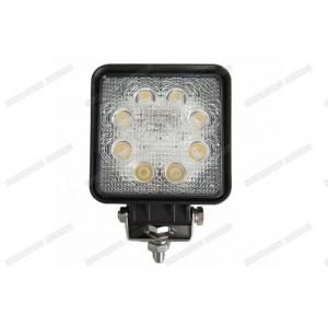 China 6000K 24W Square LED Off Road Driving Lights 4x4 LED Work Lights For ATV Tractor on sale