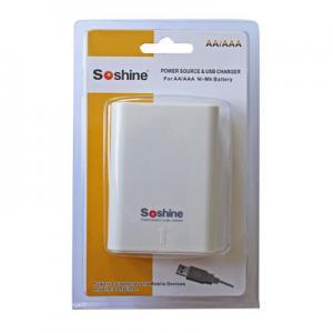China Soshine Power source & USB charger on sale