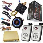 Auto Car Engine Start Stop System Kit Keyless Ignition Solution Smart Phone Door Locks
