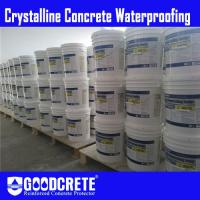 Deep Penetrating Liquid Crystalline Concrete Waterproofing